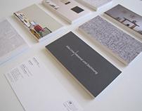 Invitation Cards for Gallery Werner Klein