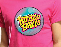 PACKAGING: Amazeballs Bubble gum
