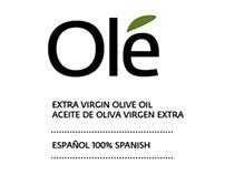 Olé, extra virgin olive oil