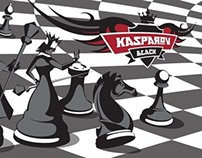 Kasparov Black vs White