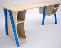 Desk Iceland