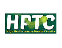 Logo HPTC (High Performance Tennis Croatia)