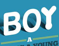 Boy And Girl Poster