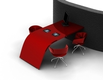 New Multi Table series with iPad inserts up to 16 iPads