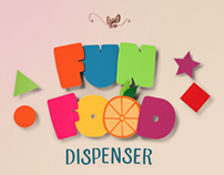 ALPINA BABY - Fun Food Dispenser