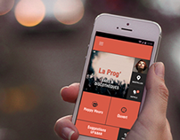 Up&Bar / App Project