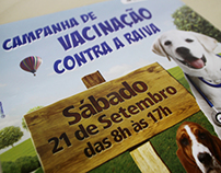 Campanha de Vacinação de Cães e Gatos