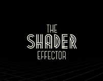 The Shader Effector