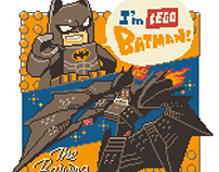 BATWEEK Friday: BATMAN ver.the LGEO MOVIE