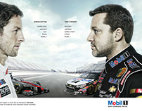 Mobil1 Global Print Commercial