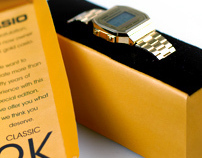Casio 9k Packaging