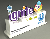 Unilever ignite shield
