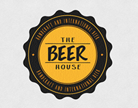 The Beer House Logo