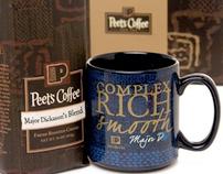peet's coffee & tea merchandise