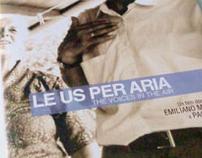 LE US PER ARIA - DVD