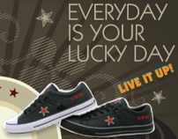 lucky star shoes