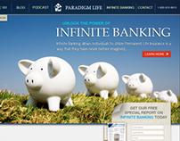 Paradigm Life Website