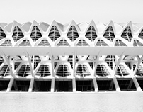 Ciutat de les Arts i les Ciències_ València