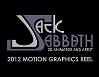 Motion Graphics Reel 2012