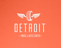 Detroit Auto Center Brand