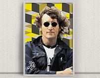 John Lennon Triangles