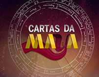 Cartas da Maya | CMTV | Motion Graphics