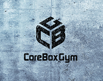 CoreBox Gym Logo