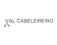 Rebrand // Val Cabeleireiro