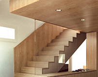 CGI Architecture - Stairs