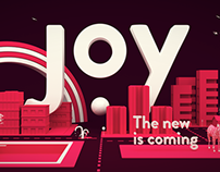 Joy Intermedia - The new is coming