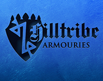 Hilltribe Armouries logo
