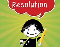 New Year resolutions App