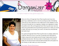 Website - D'organizer