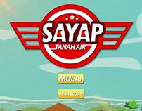 Sayap Tanah Air - Video Game Machinima