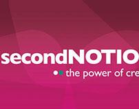 SecondNOTIONS | Brand Identity