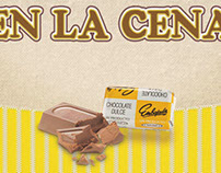 2012 Embajador chocolate brand Prints