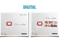 Living Light Digital Campaign