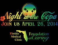 FMCFOC: Annual Gala Event: Night at the Copa – Brand