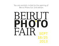 Beirut Photo Fair 2nd Edition 2013