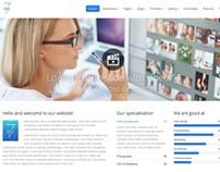 The7 WordPress Design