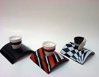 Antagón juego de café