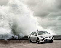 Vauxhall Ampera Editorial