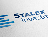 Stalex Investments Logo & Stationery Proposal