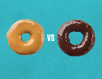 Donut Showdown