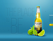 MTV/Corona - The Place To Be | 2012