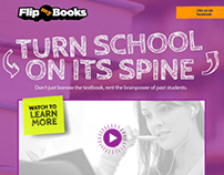 Flip My Books brand launch