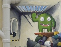 Sewer Monster 1