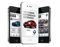 BMW Post Sales Service App