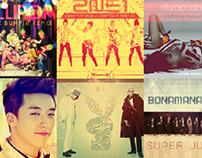 Album Cover: Kpop Remix/Covers Fanart