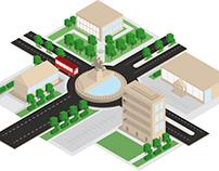Sistema de Movilidad Urbana (BRT)